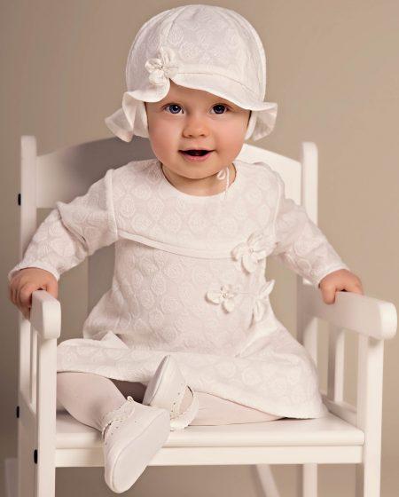 Sukienka do chrztu Julia 1