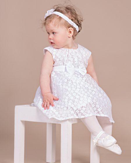 sukienka do chrztu Karolinka1
