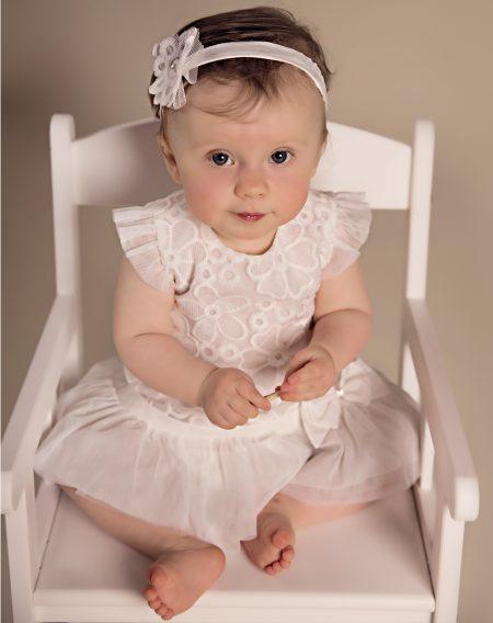sukienka do chrztu Blanka 1