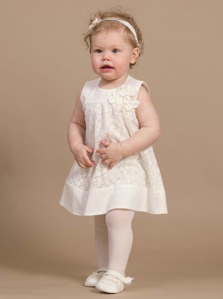 sukienka do chrztu Oliwia nowa