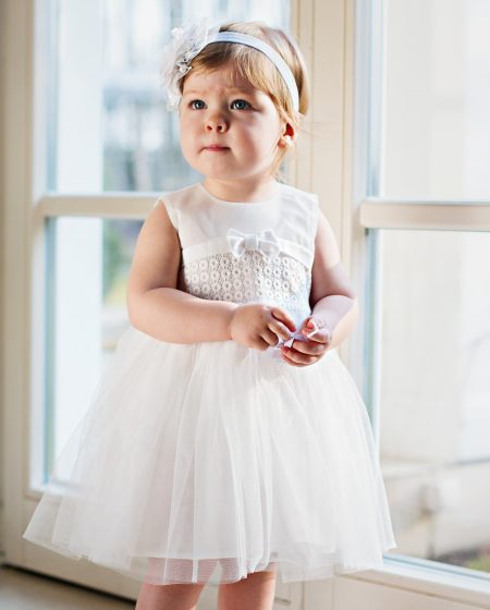 sukienka do chrztu Bella1