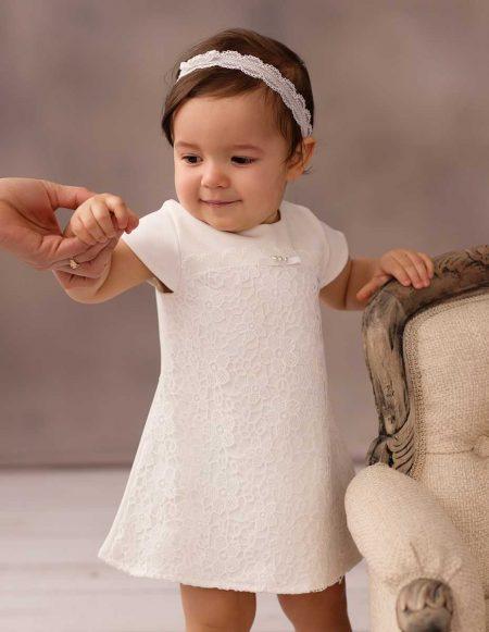 sukienka do chrztu Inga