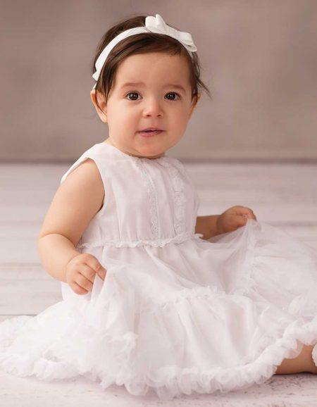 sukienka do chrztu Chantal