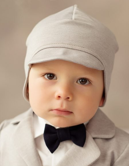 czapka do chrztu Maciej