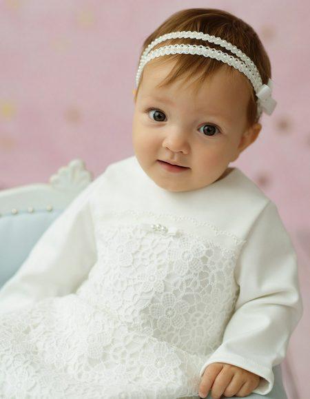 sukienka do chrztu Ellie