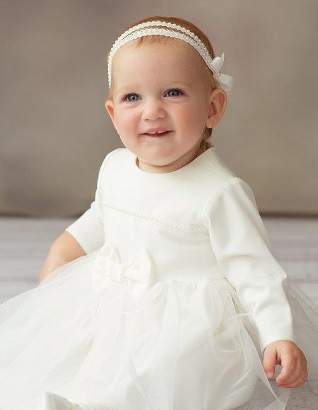 sukienka do chrztu Klara_4