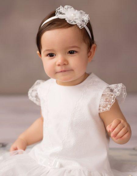 sukienka do chrztu Antonina _0